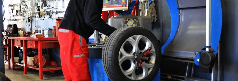 Servizio gommista e vendita pneumatici in provincia di Venezia, Udine e Pordenone