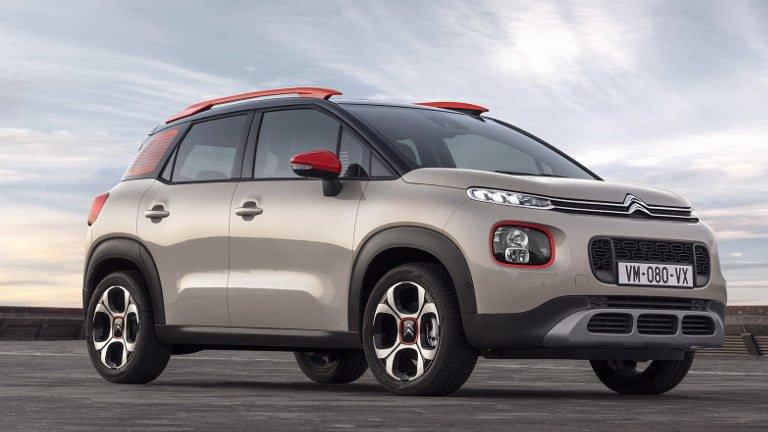 Novità Citroën C3 Aircross a Venezia e Udine